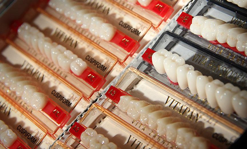 Sylvain Perreault denturologiste à Joliette