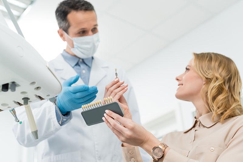 Pose de prothèse dentaire sur implant dans Lanaudière - Denturologiste Sylvain Perreault à Joliette